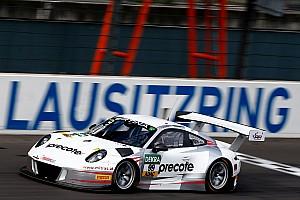 GT-Masters Rennbericht Lausitzring: Herberth-Motorsport mit Start-Ziel-Sieg im GT-Masters