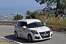 Suzuki Rally Trophy: Lucarelli domina sulle strade del Sanremo