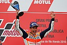 MotoGP Argentina: Tuntaskan dendam atas Rossi, Marquez juarai balapan