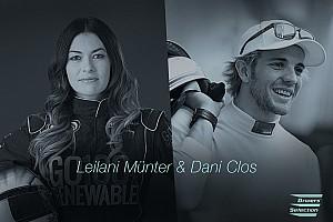 EGT Ultime notizie Anche Leilani Münter e Dani Clos scelti per il GT elettrico