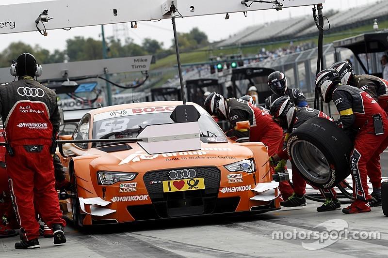 Audi распределила пилотов DTM по командам