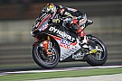 Qatar Moto2: Folger hangs on from Lowes for pole