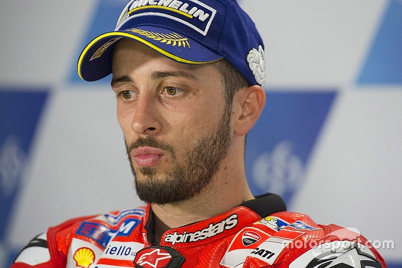 Dovizioso: Pedrosa crash easier to accept than Iannone's