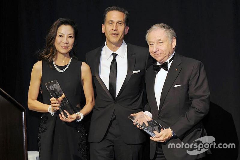 Тодт і його дружина у Нью-Йорку отримали нагороду ООН