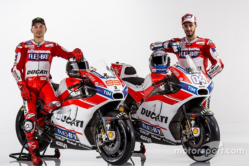 ducati unveils lorenzo 39 s 2017 motogp livery. Black Bedroom Furniture Sets. Home Design Ideas