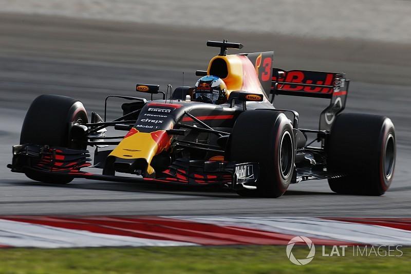 Ricciardo crê que pódio é alcançável mesmo em corrida seca