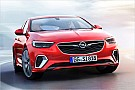 Automotive Mehr markante Linien: Opel Insignia GSi wird sportlicher