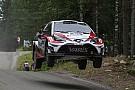 Finlandia, PS5-6-7: dominio Toyota con Latvala e Lappi