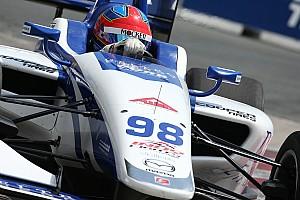 Indy Lights Reporte de calificación Herta logró la pole, seguido de Urrutia