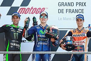 MotoGP Fotostrecke Alle MotoGP-Sieger des GP Frankreich in Le Mans seit 2006