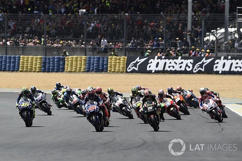 Le Mans en az beş yıl daha MotoGP'ye ev sahipliği yapacak