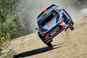 WRC Preview Hyundai Motorsport seeks second straight Sardinian success