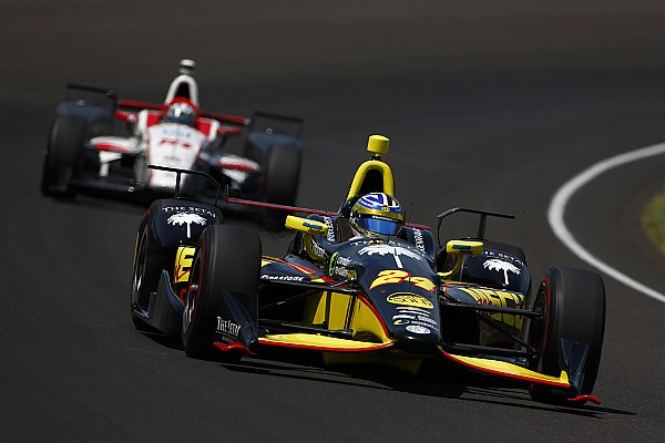 Karam confirmed at Dreyer & Reinbold for Indy 500