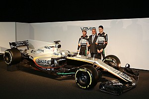 Formula 1 Son dakika Force India, yeni aracını 25 Şubat'ta tanıtmayı planlıyor
