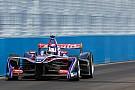Формула E Линн выиграл свою дебютную квалификацию в Формуле E