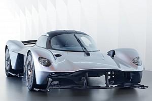 Prodotto Ultime notizie Aston Martin Valkyrie, tempi da Formula 1