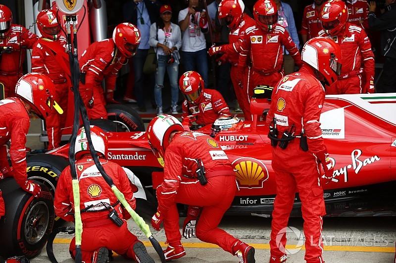 Raikkonen: Mercedes bugün daha hızlıydı