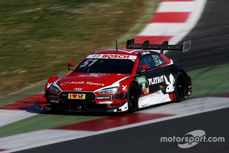 Bildergalerie: DTM-Test 2017 mit Audi, BMW, Mercedes in Vallelunga