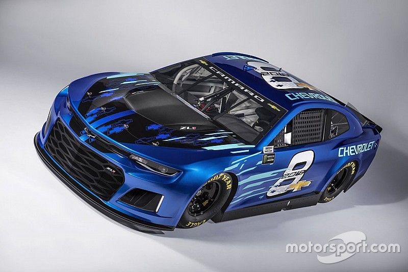2018 ford nascar cup car. modren car chevrolet unveils 2018 camaro zl1 nascar race car for cup series and ford nascar cup s