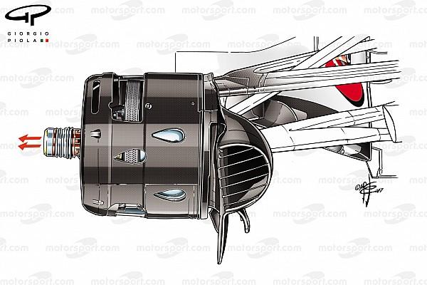 Formule 1 Analyse Tech analyse: Ferrari ziet voorsprong slinken na ingrijpen FIA