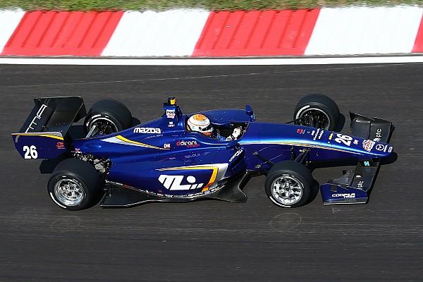 IndyCar Noticias de última hora Carlin: