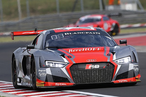 BSS Vanthoor e Fassler conquistano anche la Main Race all'Hungaroring