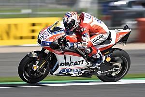 MotoGP Gara Dovizioso e la Ducati inarrestabili: anche Silverstone è Rossa!