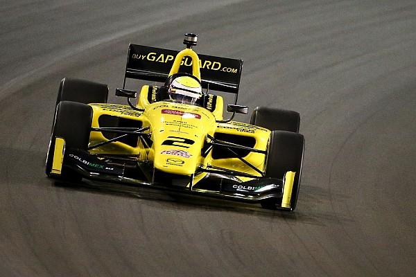 Indy Lights Gateway Indy Lights: Piedrahita scores shock pole