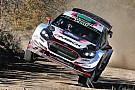 WRC Argentina WRC: Evans takes command as Latvala hits trouble