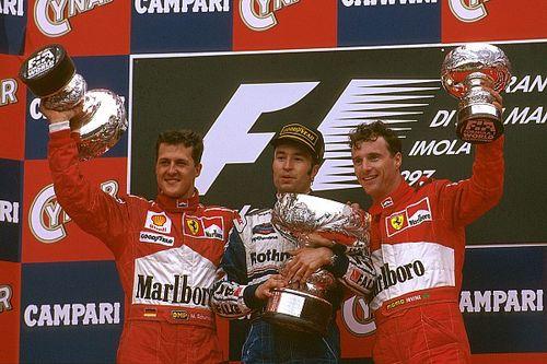 Vor 20 Jahren: 1. Sieg für Heinz-Harald Frentzen in der Formel 1