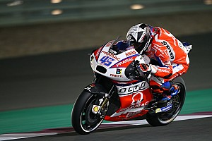 MotoGP Antrenman raporu Katar MotoGP: 2. antrenmanda Vinales kaza yaptı, Redding lider