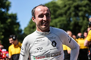 Kubica not in frame for 2017 race chance, insists Renault