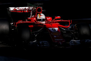 """Fórmula 1 Entrevista Vettel: """"Sinto que decepcionei Ferrari em episódio em Baku"""""""