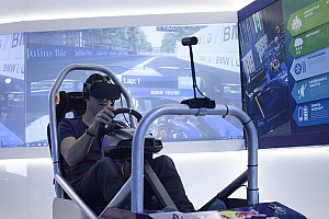 Sim-Racing Feature Virtually Live – Startschuss zum Game-Duell mit Sébastien Buemi