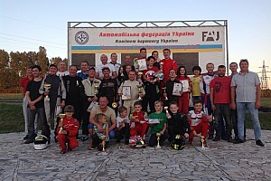 Картинг Репортаж з етапу Чемпіонат України Ротакс Моджо Макс Челендж, VI етап