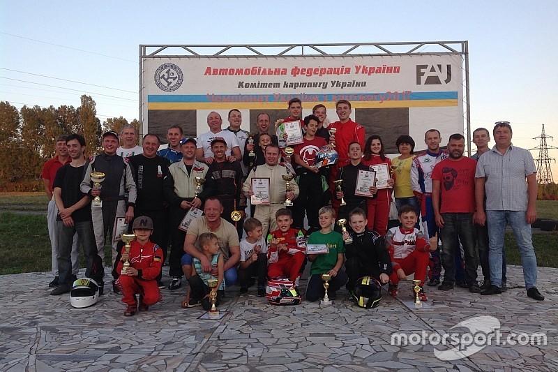 Чемпіонат України Ротакс Моджо Макс Челендж, VI етап