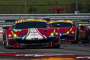 WEC Новость Ferrari сохранила состав пилотов в WEC