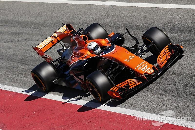 Honda se siente apenado con los pilotos de McLaren