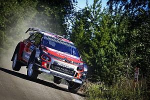 WRC Nieuws Meeke stelt teleur in Finland: