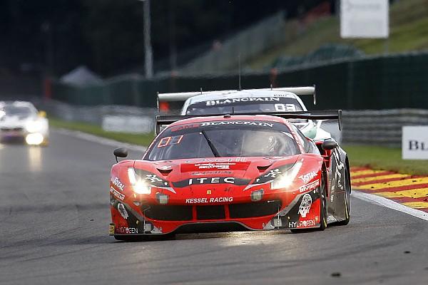 Doppietta Ferrari in AM alla 24 Ore di Spa-Francorchamps