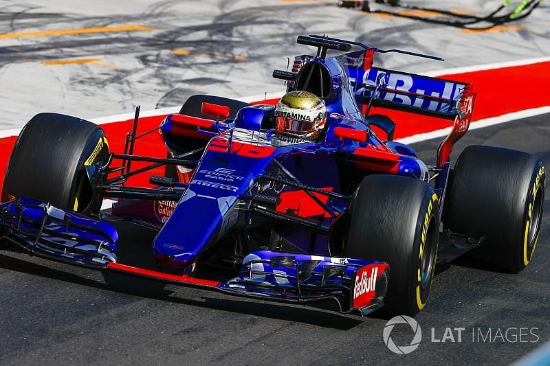 Dua hari tes F1 Hongaria, Gelael tercepat ke-18