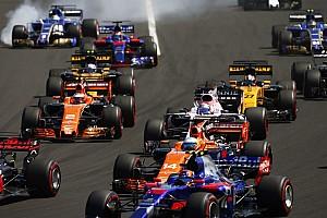 Formula 1 Breaking news Sainz: Tim papan tengah harus bisa bertarung rebut podium