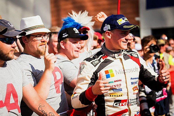 Latvala: Lappi belum siap memperebutkan gelar juara dunia 2018
