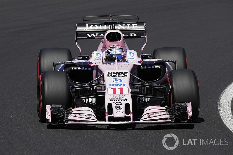 Force India ще не уклала нову угоду з Пересом
