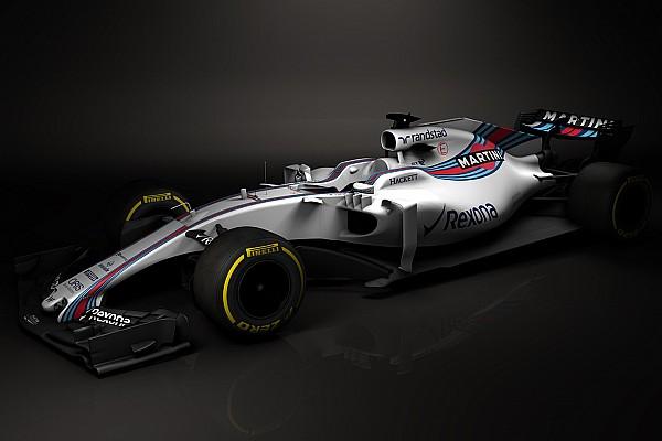 Primeras imágenes del Williams 2017