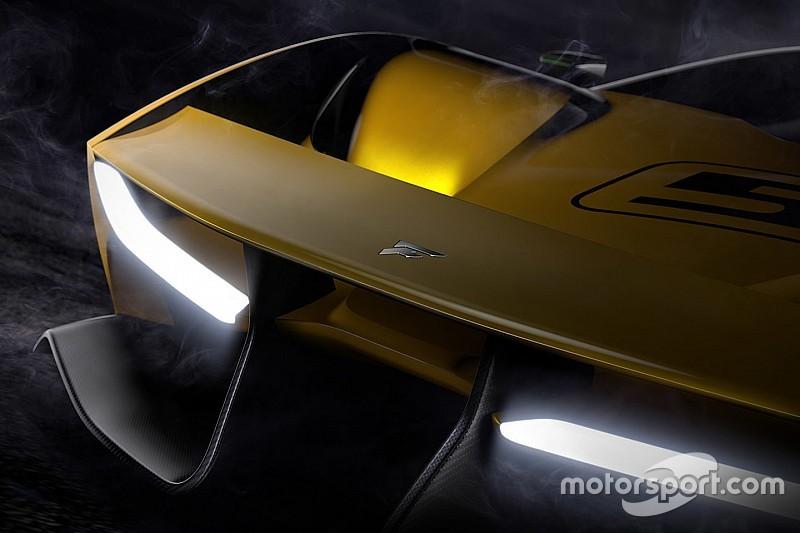 Mobil supercar kembangan Fittipaldi akan berbahan serba karbon
