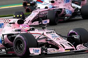 Forma-1 BRÉKING Pérez örül a szabadabb légkörnek, de a Force India küldi a számlát kár esetén