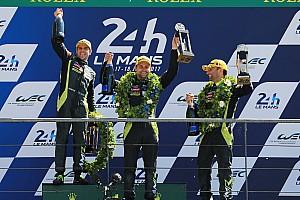 WEC Son dakika Le Mans galibi Serra, Aston Martin'le WEC kontratını kaptı