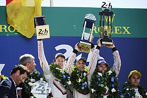 Le Mans Race report Le Mans 24h: Porsche beats the LMP2s to take 19th win