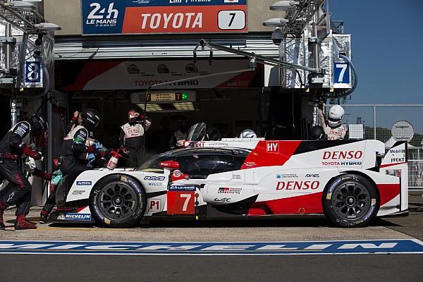 Le Mans Noticias de última hora Toyota simula fallos al azar para preparar Le Mans